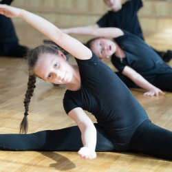 Taniec brzucha dla dzieci